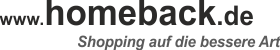 homeback.de - Produktsuche und Preisvergleich • SHOPPING auf die bessere Art!
